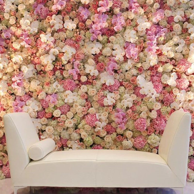 High End Floral Wall