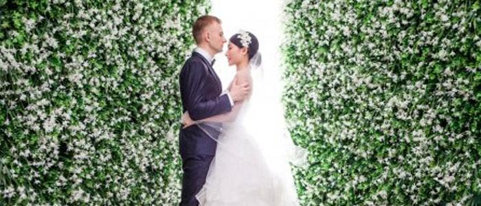 Creative Flower Wall Ideas for a Fancy Wedding