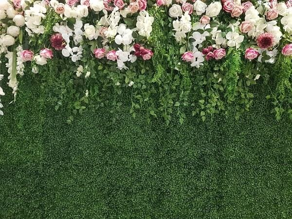 Floral Wall Hire For Wedding Backdrop Brisbane Floral Essence